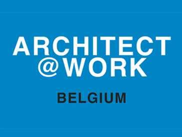 ARCHITECT@WORK in Kortrijk